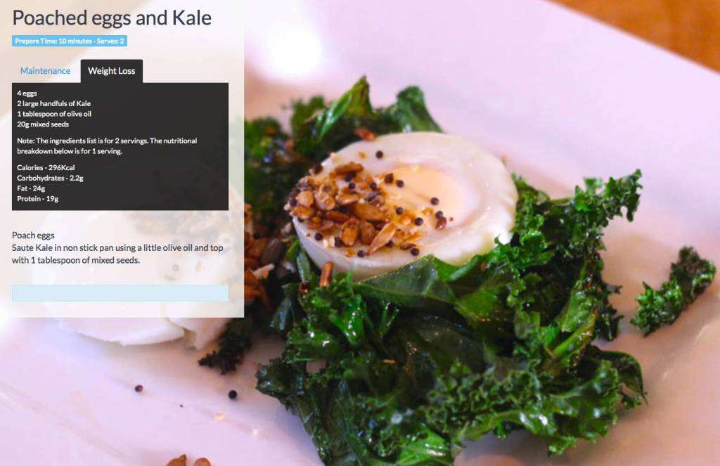 Poached-eggs-and-kale