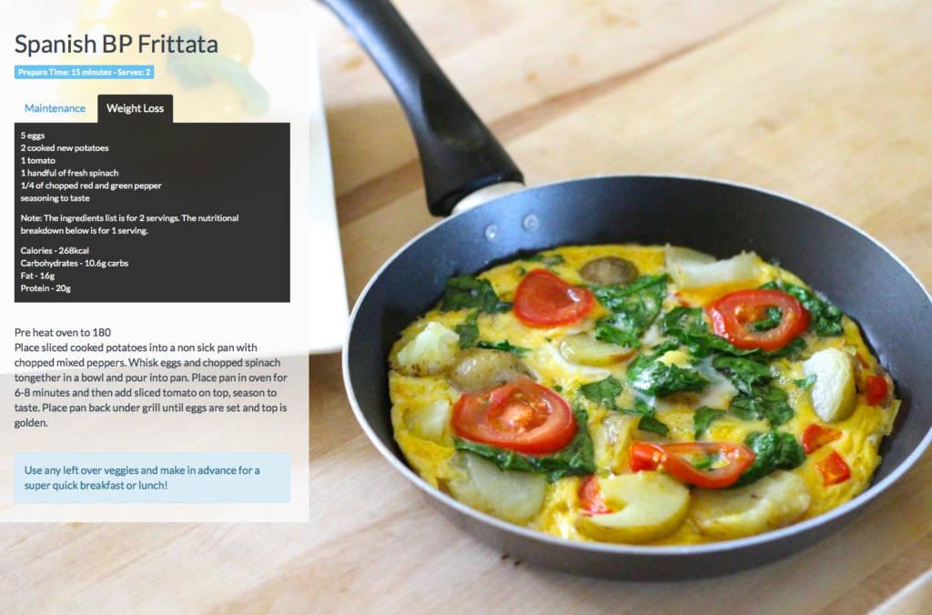 Spanish-Frittata