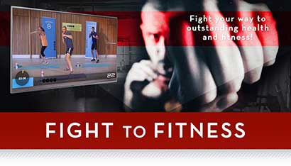 Fight to fitness
