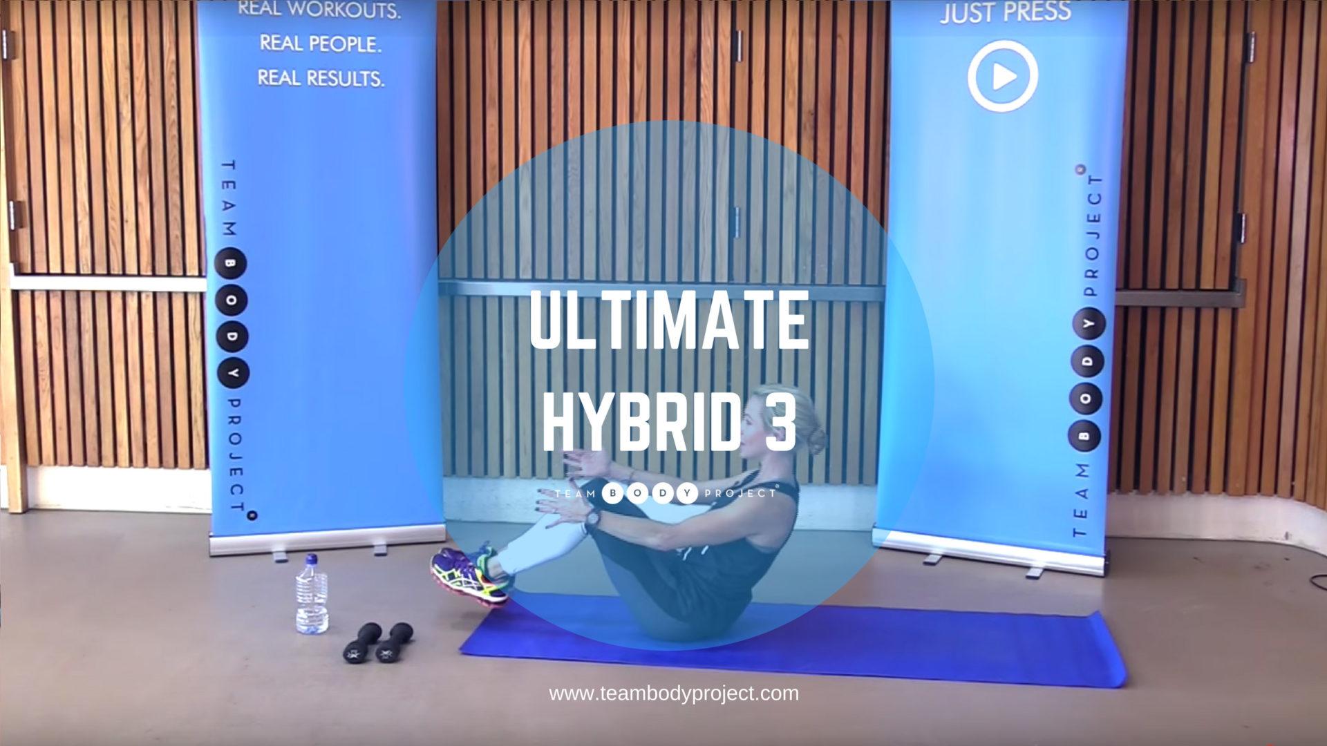Ultimate Hybrid 3