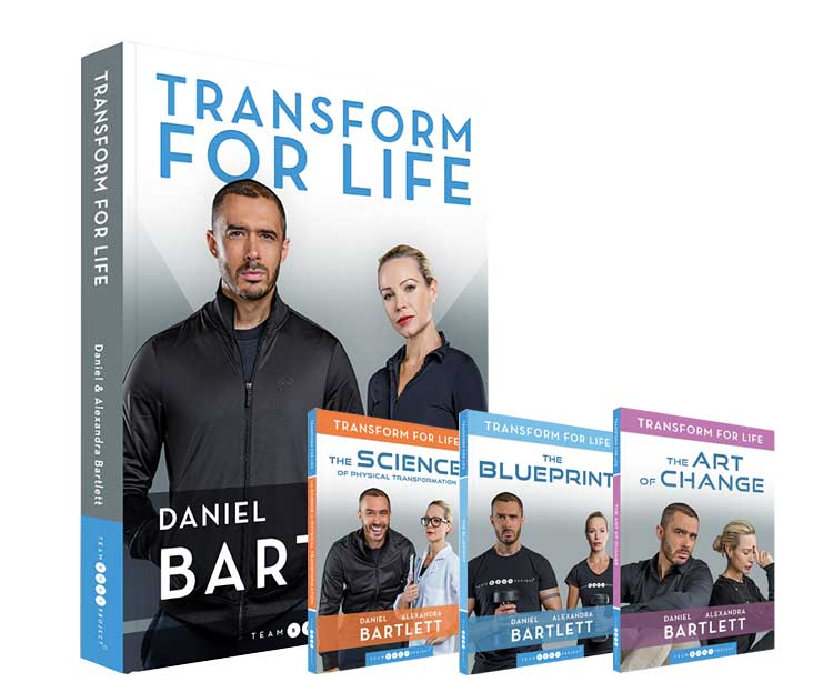 transform for life book