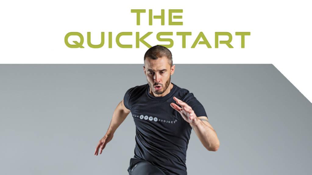 the quickstart guide